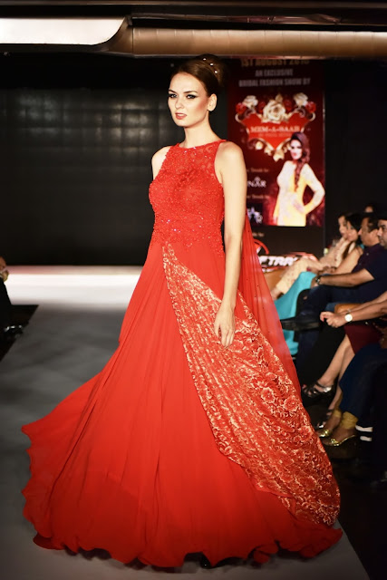 Payal Sethi unveils her festive collection MEM – A – SAAB