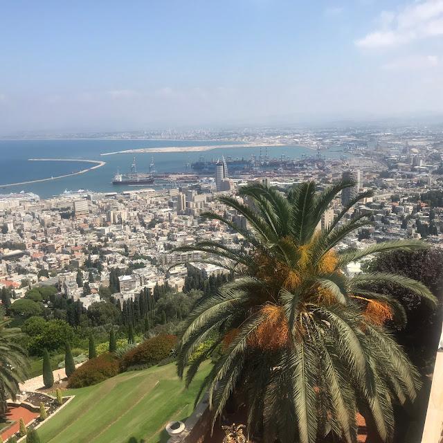 Haifa Izrael cestovanie