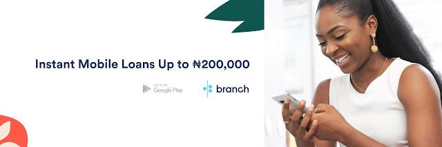 Branch International App Nigeria