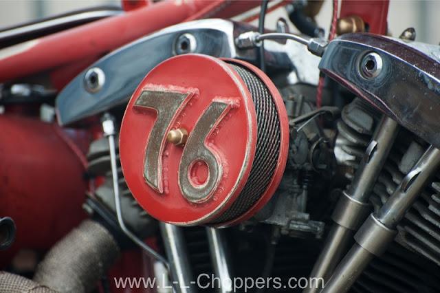 Harley Davidson Shovelhead By L&L Choppers Hell Kustom