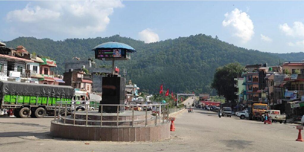 लुम्बिनी प्रदेशको राजधानी दाङमा 'राप्ती चक्रपथ'