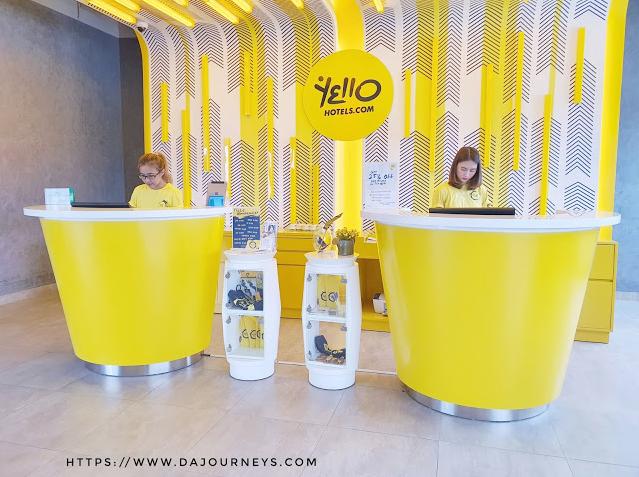 Review YELLO Hotel 23Paskal Bandung