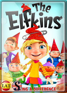 Los Elfkins (2020) FULL HD 1080P LATINO/ALEMAN
