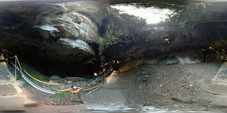 Cueva de las Guixas. Villanúa