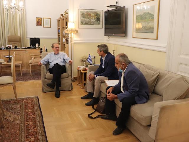 Έργα για ύδρευση - αποχέτευση Ναυπλίου και Άργους προωθεί η Περιφέρεια