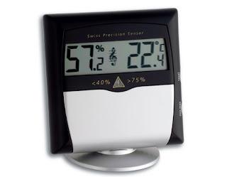 Darmatek Jual TFA  Music Digital Thermo-Hygrometer