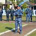 Upacara Peringatan Hari Pahlawan di Lanud Dhomber