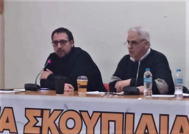 Συμμετοχή της «Αλληλέγγυας Πόλης» στην Σύσκεψη Φορέων του Δυτικού Μετώπου για τα απορρίμματα