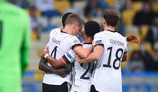 الإعلان عن قائمة ألمانيا لمباريات تصفيات المونديال