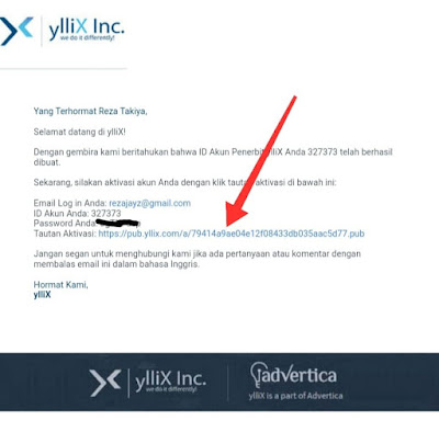Cara Daftar ylliX