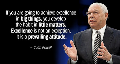 Quotes on excellence in the workplace