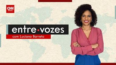 Podcast 'Entre Vozes', com Luciana Barreto, estreia nesta terça-feira (16) - Divulgação