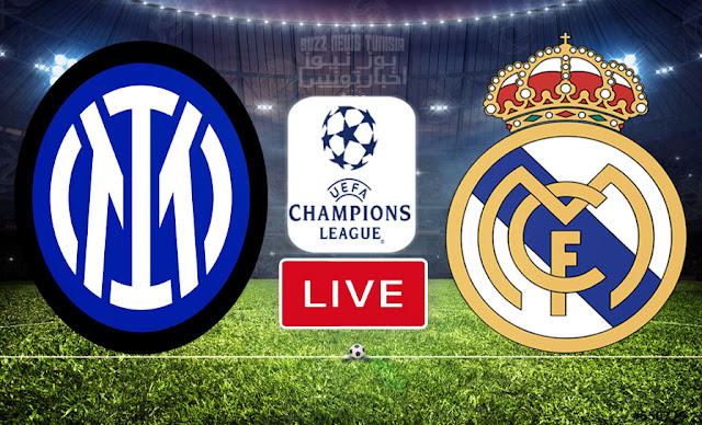 Match En Direct : Inter Milan vs Real Madrid en UEFA Ligue des Champions