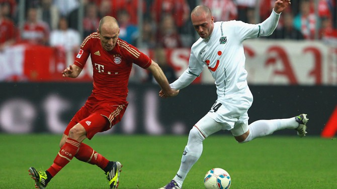 Bayern Múnich vs Hannover EN VIVO por la Bundesliga