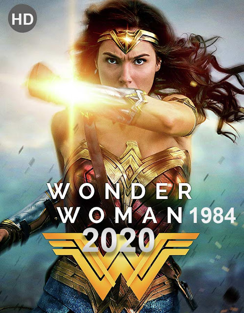 Wonder Woman 1984 (2020) HDRip 720p English Subtitle Download