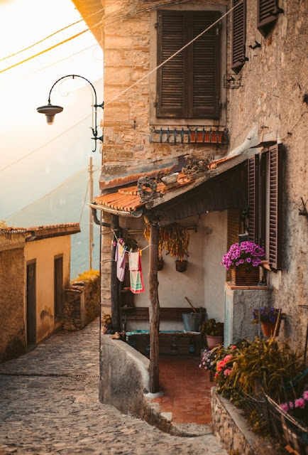 Tuscany hoài cổ và lãng mạn