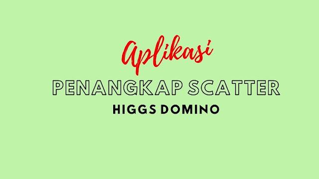 Aplikasi Penangkap Scatter Higgs Domino