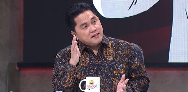 Erick Persilakan Direksi Gaet 5 Staf Ahli, Pengamat: BUMN Makin Hancur!