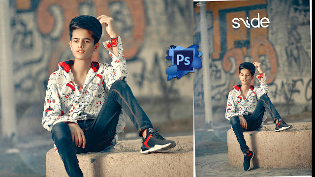 Cinematic Brown Colour Tone Photo Effect  | Stylish Instagram Dp Editing Photoshop Tutorial