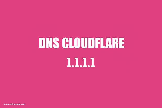 Aplikasi DNS dari Cloudflare Untuk Smartphone
