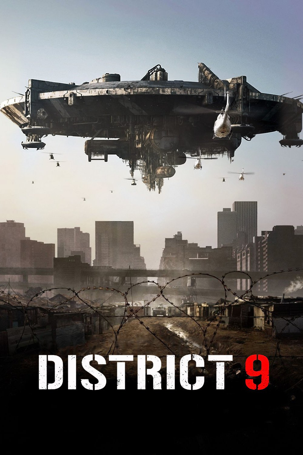 DISTRICT 9 (2009) MOVIE TAMIL DUBBED HD