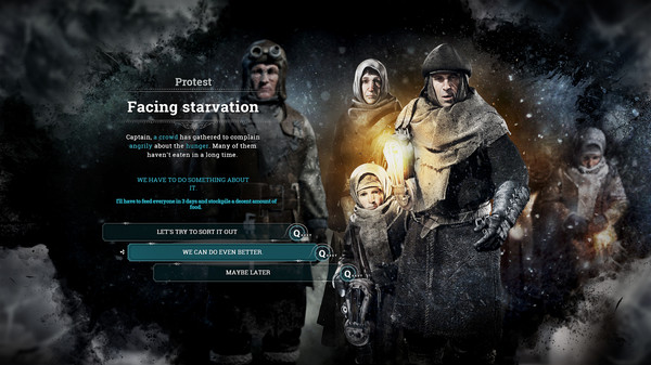 Frostpunk PC Full Version Screenshot 3
