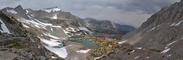 Bishop Lake, really about three