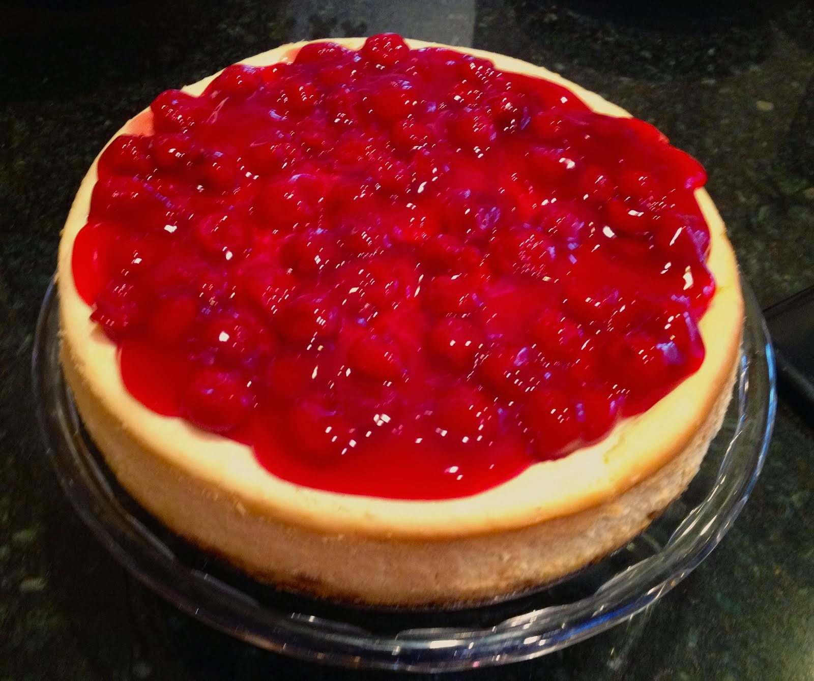 Amazing cheese cake