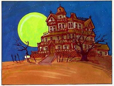 Arte Maniac Mansion