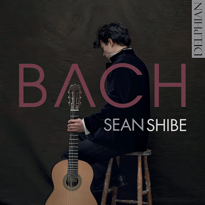 Bach Lute Suite in E minor, Partita in C minor, Prelude, Fugue and Allegro in E flat major; Sean Shibe; DELPHIAN