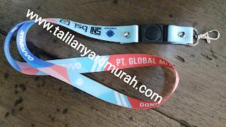 Jual Tali ID Card Lanyard Harga Murah Di Jakarta