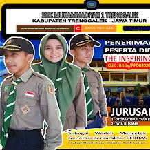 Info Penting !!! PPDB 2020 SMK Muhammadiyah 1 Trenggalek