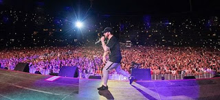 Eminem Breaking Attendance Records During New Zealand Concert