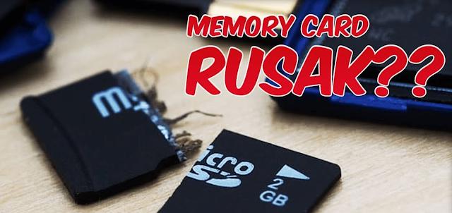 Cara Memperbaiki SD Card Rusak, Tidak Terbaca Di Android
