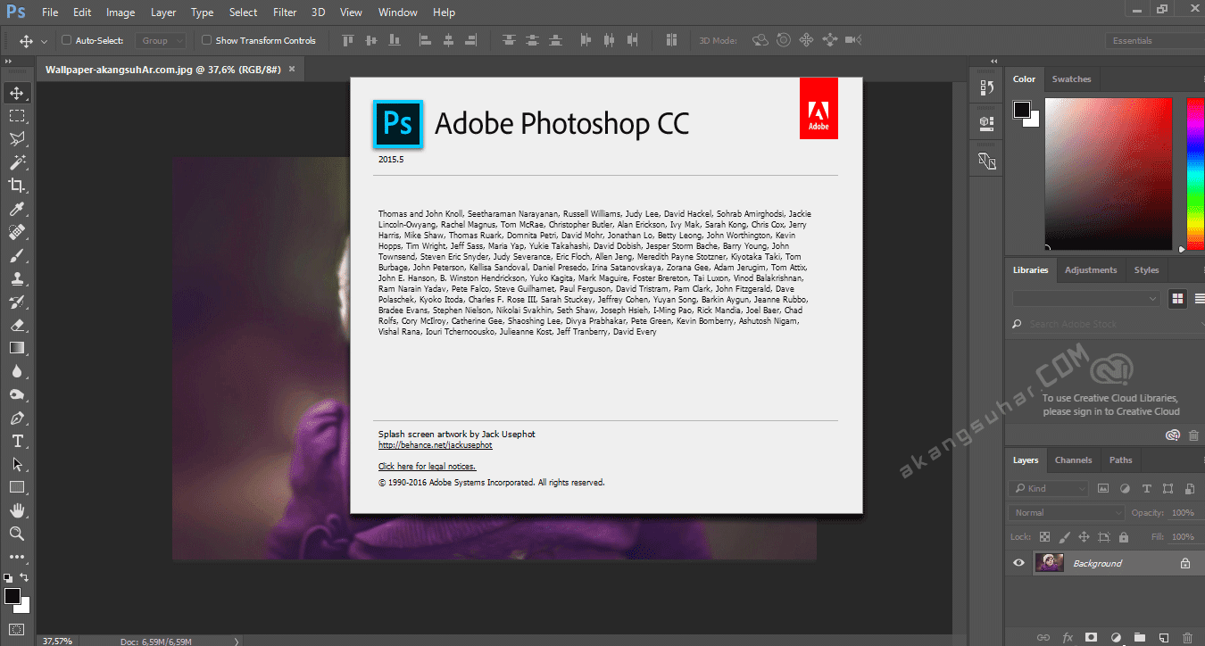 Download Adobe Photoshop CC 2015 Latest Version, Adobe Photoshop CC 2015 Serial Number