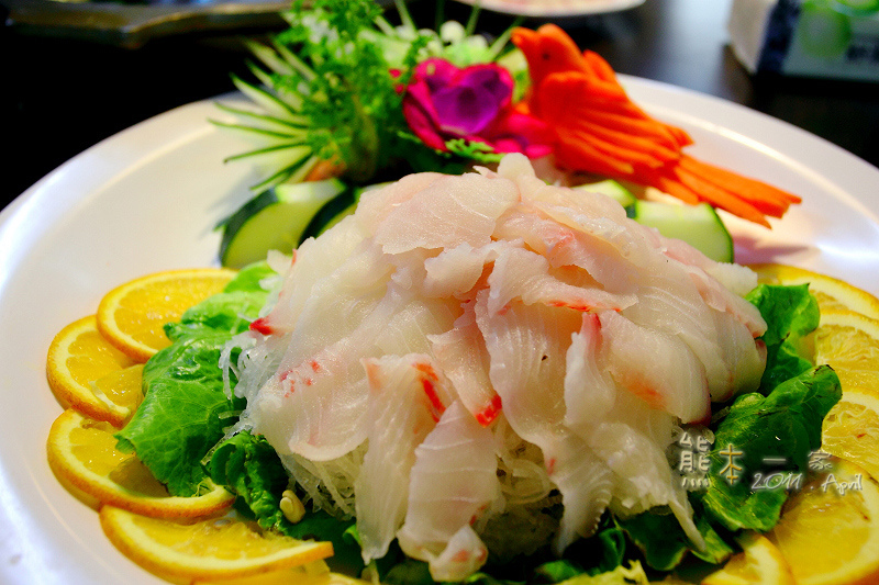 活魚大餐|石園農場