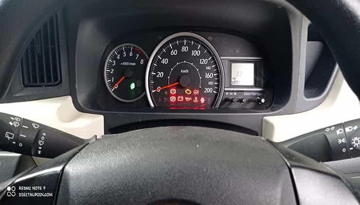 Arti Simbol Indikator Mobil