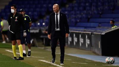 Real soán ngôi Barca: Zidane vẫn chưa dám nghĩ tới chức vô địch La Liga