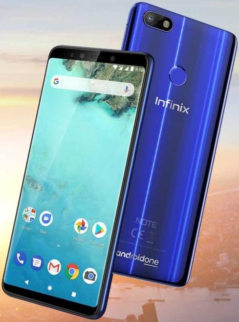 مواصفات و مميزات Infinix Note 5 عالم الهواتف الذكية