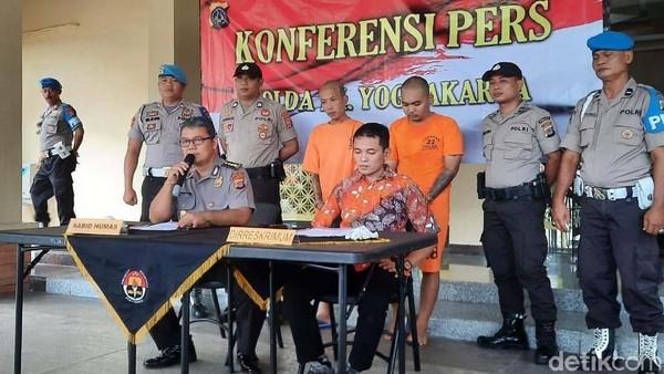 Catatan Hitam Santang Si Preman Sadis Yogya yang Serahkan Diri ke Polisi