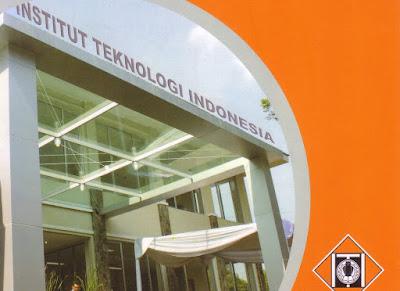 Institut Teknologi Indonesia – Daftar Program Studi Serta Penjelasannya