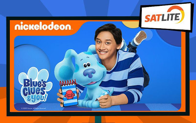 Nickelodeon Satlite