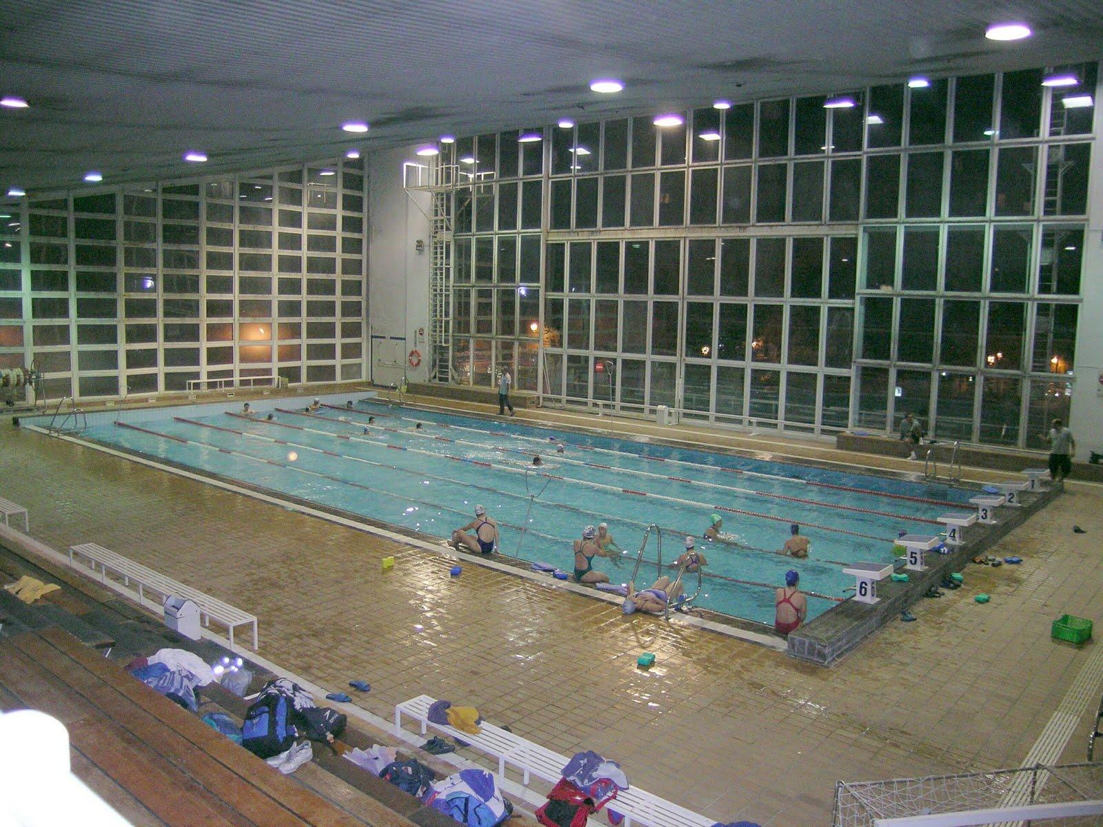 No s lo existe el nadadador a de lite coral fern ndez nadamos asociacion de nadadores - Agora piscina latina ...