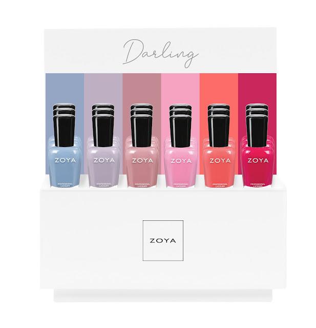 Zoya Darling Collection Spring 2021