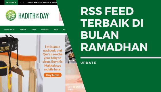 Rss Feed Terbaik Islam