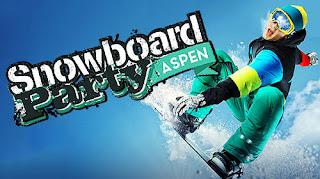 لعبة Snowboard Party: Aspen كاملة للاندرويد باخر تحديث -بدون ملف obb