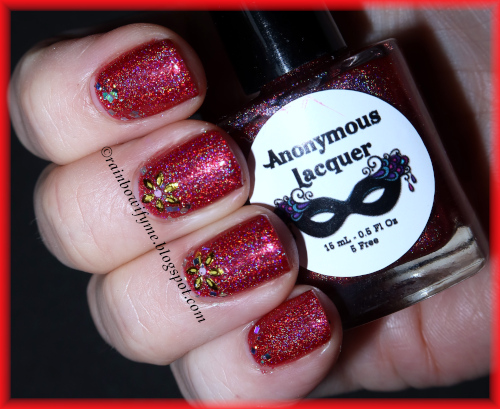 Anonymous Lacquer: Give Voice To Your Dreams