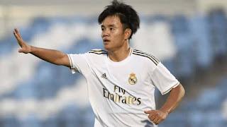 Real Madrid winger Takefusa Kubo explains behind Villarreal move