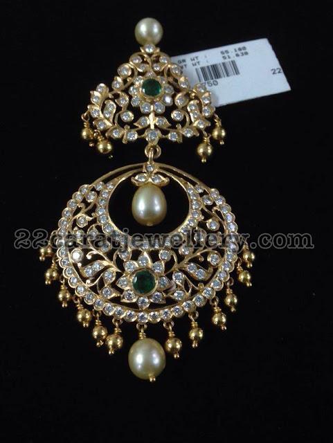 55 Grams Diamond Pendant