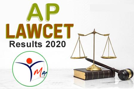 Andhra Pradesh LAWCET Results 2020